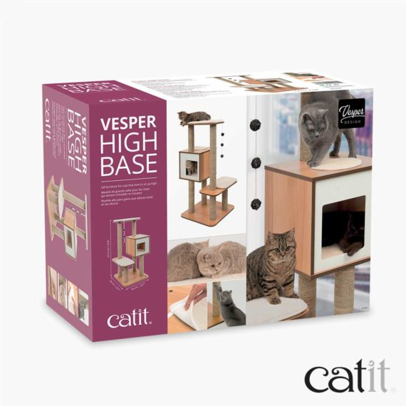 Catit Vesper High Base - Embalaje