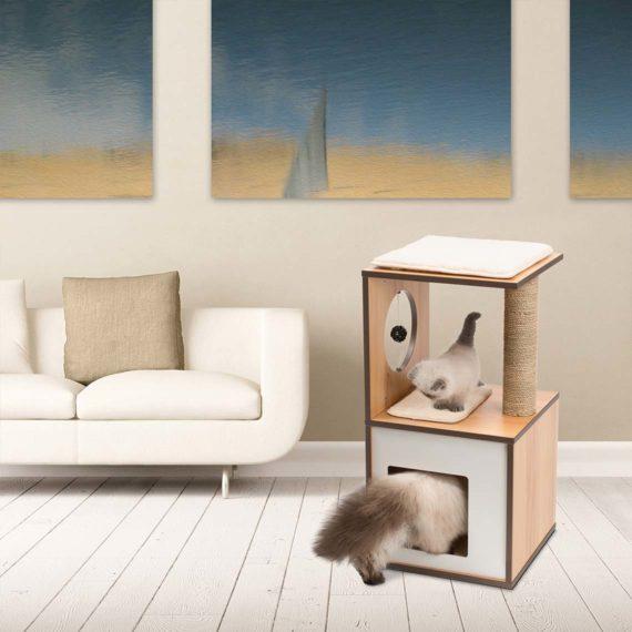 52075 - Product Panels - Vesper Box Small – Walnut