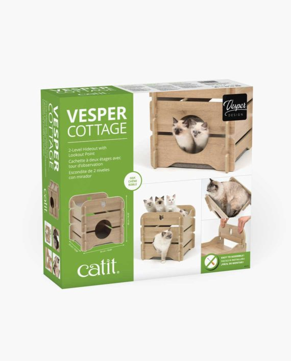 52112 - Vesper Cottage - packaging