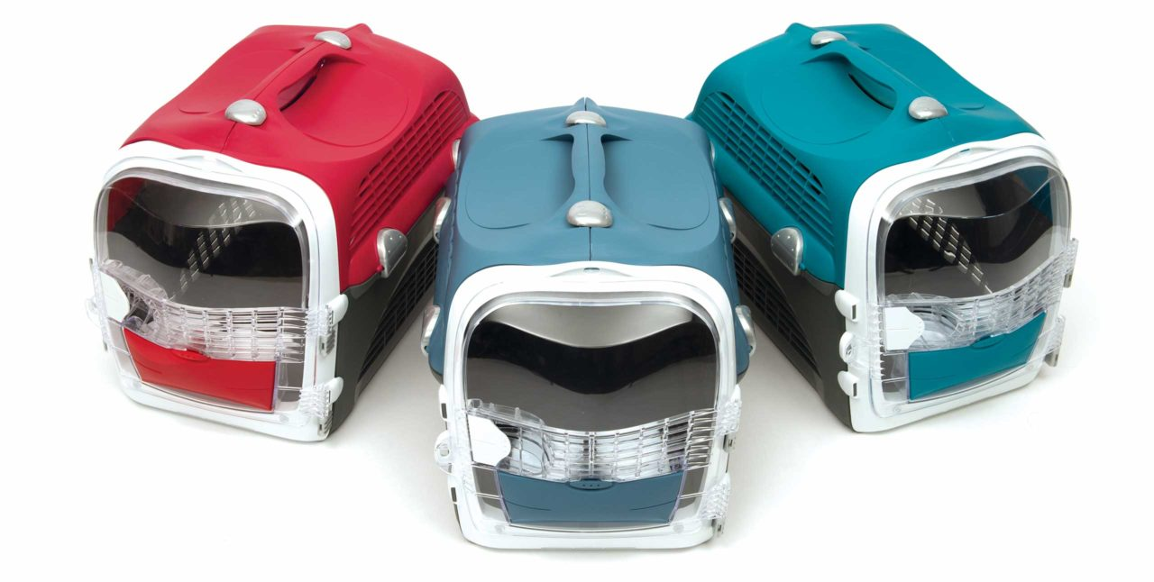 Catit Cabrio Carrier is available in 3 colors_NEW