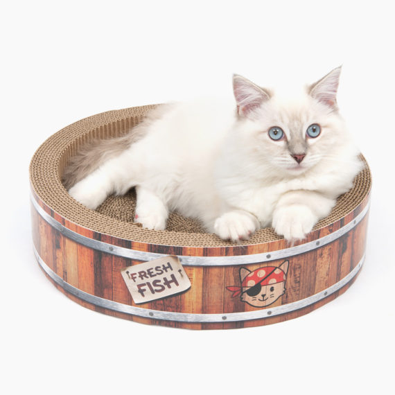 Pirates - Barrel Scratcher - small B