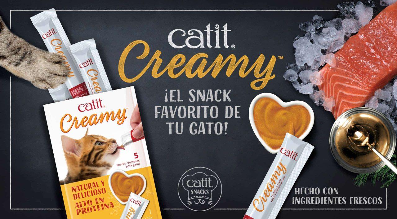 el snack favorito de tu gato