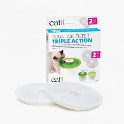 43745 - Filtro de triple acción