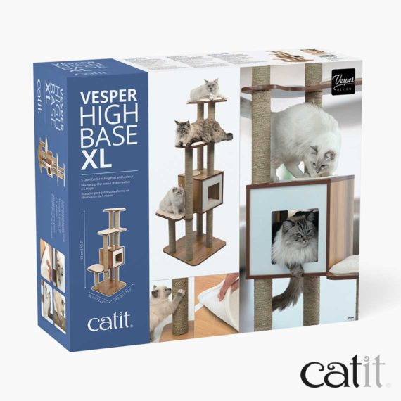 Catit Vesper High Base XL - Embalaje