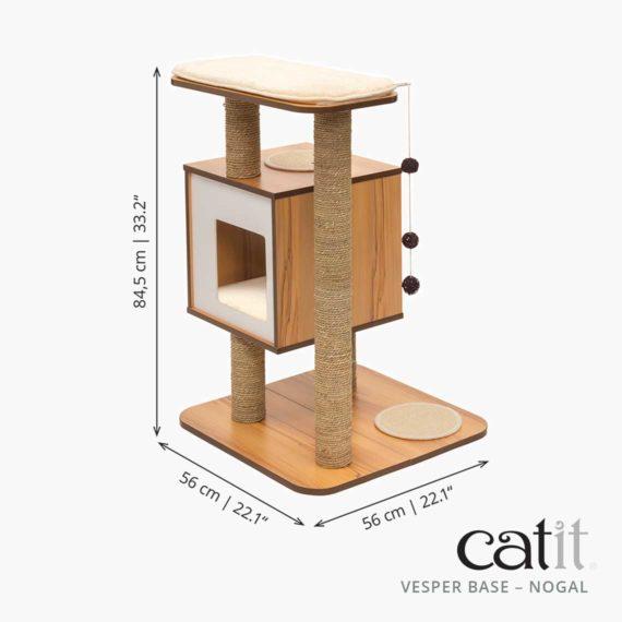 Catit Vesper Base - mediciones