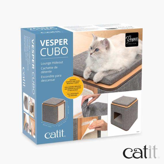 Catit Vesper Cubo - Embalaje