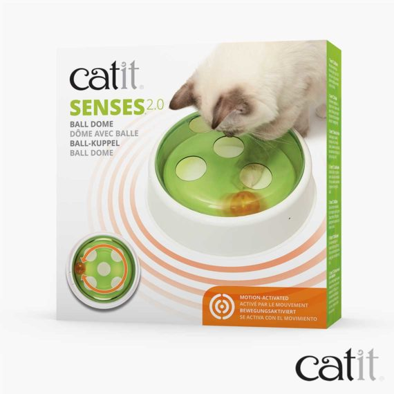 Catit Senses 2.0 Ball Dome - Embalaje