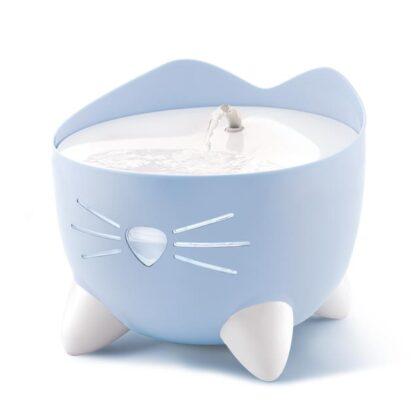 43717 Fuente para gatos PIXI azul