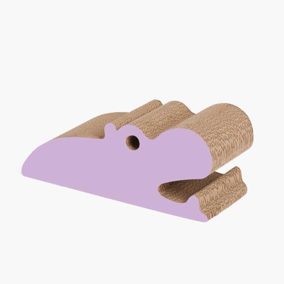 42503 Rascador Zoo - Hipopótamo